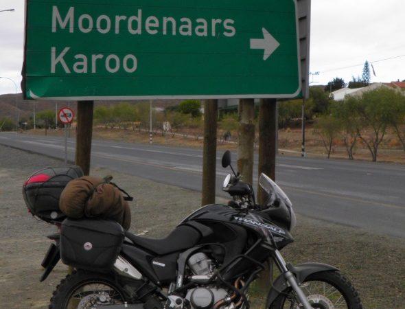 Moordenaarskaroo (Murderers' Karoo)